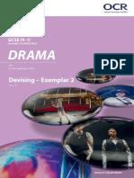 ocr drama