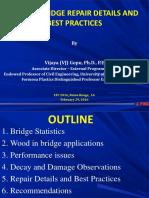 6-Bridge Inspection and Repair Methods-Timber Bridge Repair Details and Best Practices