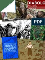 Diábolo Ediciones. Novedades Febrero 2019