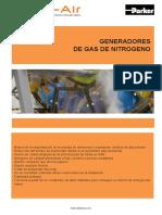 05 Generadores de Nitrógeno - Tecnicas de Sujecion Manual Neumatica Hidraulica y Robotica