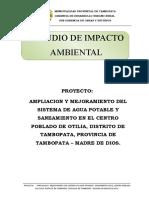 Estudio de Impacto Ambiental Otilia