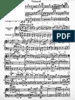 Brahms - Piano Concerto Excerpt Markings
