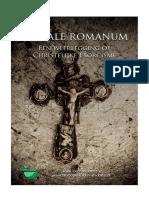 Rituale Romanum 1