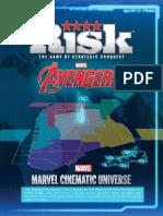 Risk Marvel Avengers Edition - Rules