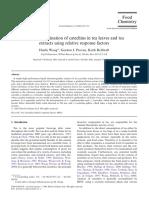 Determinación de Catequinas en Te Verde por HPLC.pdf
