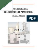 219057565 Tecnologia Aplicada a Los Fluidos de Perforacion PDF (1) Nuevo