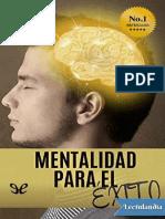 Mentalidad para el exito - AA VV.pdf