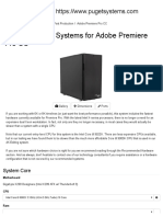 Buy Workstations Designed for Adobe Premiere Pro CC