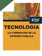 La formacion de la opinion publica