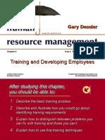 DESSLER - Human Resource Management 10eCH08