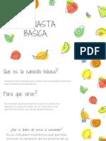 Canasta Basica Panameña