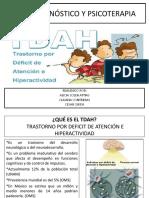 Psicodiagnóstico y Psicoterapia Clase