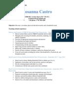 pdp resume application