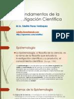 01 Fundamentos de La Investigación Científica
