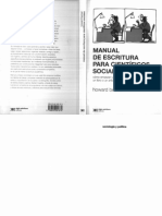 BECKER. Manual de escritura para científicos sociales..pdf