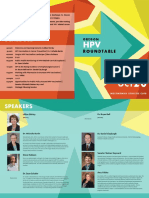 hpv round table program draft