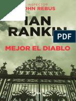 Mejor El Diablo - Ian Rankin