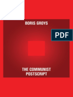 The Communist Postscript, Boris Groys.pdf