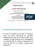 Taller de Investigacion 1.6 Transversal y Longitudinal.