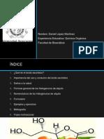 Nomenclatura Halogenuros de Alquilo