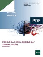 Guia Psicologia Social UNED