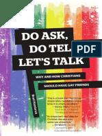 Do Ask, Do Tell