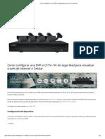Como configurar KIT DVR de Seguridad para ver por Internet.pdf