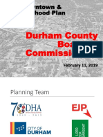 Durham County Board DDNP