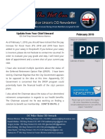 DCPU - CID Newsletter - February 2019