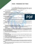 PRIMEIRO PASSO - Fasttrack Novo-3