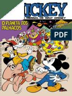 Mickey - Nº 303 - Janeiro 1978 - Ed. Abril