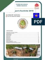 Rapport d'activité 2010 Ferme Valdoco FDB compressé