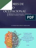 Factores de Riesgo Ocupacional