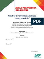 Reporte 1.1electricidad