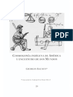 Cosmovisión prehispánica