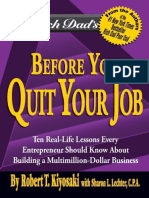 Before You Quit Your Job