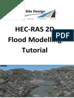 CivilSiteDesign-HECRAS_2DFloodModelling