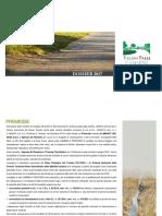 Dossier Cammini e Percorsi Maggio2017