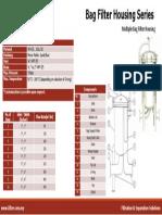 Bag Filter Housing Series - Multiple Bag Filter Housing