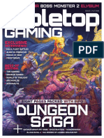 Tabletop Gaming #002 (Autumn 2015)