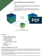 Mejora de La Resolución de Propiedades de La Cuadrícula en La Simulación de Yacimientos