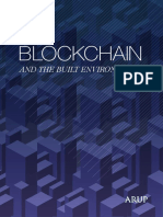 ARUP Blockchain report