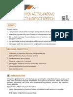 Active Passive