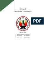 MAKALAH MEKANISME AKUPUNKTUR .docx