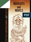 Novelists and Novels