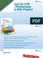 Ppt_zte Um New Site Ec_ Ver2