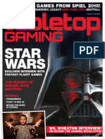 Tabletop Gaming #003 (Winter 2016)