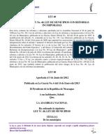 Ley 40 Ley de Municipios Con Sus Reformas EDITADO