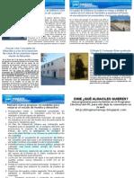 Boletín octubre Almaciles
