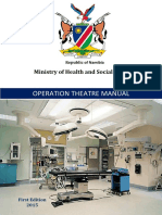 Operation Theatre Manual